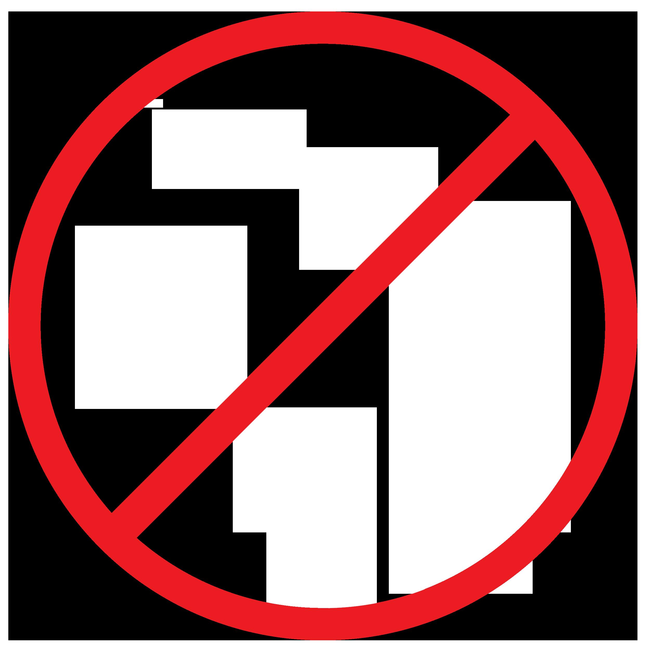Logo zonder boren en schroeven