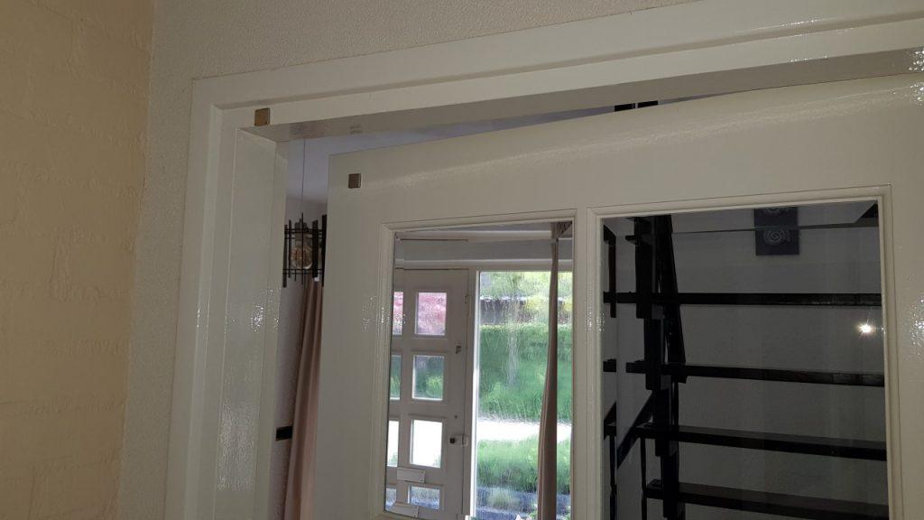 Kierr Click 200 zonder boren en schroeven deurvastzetter met magneten