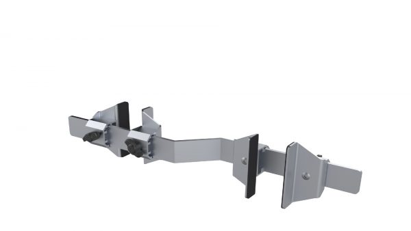 The Kierr Flex 100 to put on doors and windows ajar without screwing or drilling.