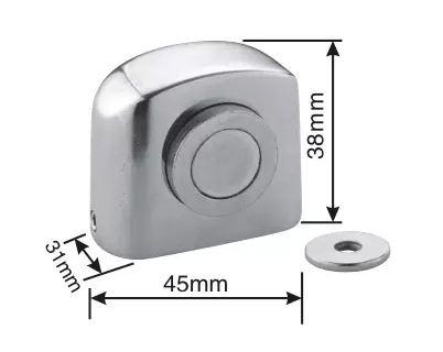 Kierr Stop 100 deurstopper met magneet afmetingen